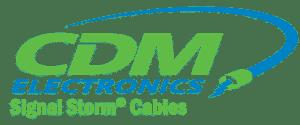 CDM Signal Storm® Cables
